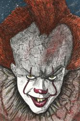 My Name Is Pennywise the Dancing Clown by Chuck-K