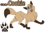C is for Cookie by CookieLoveXO