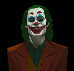 Joaquin Phoenix - Joker by ENERGY29
