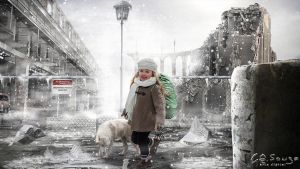 The day after tomorrow by genivaldosouza