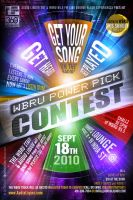 Contest Flyer by AnotherBcreation