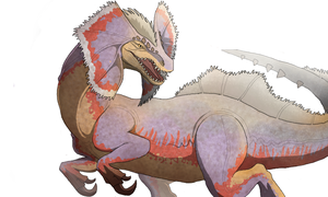 Great Jaggi by wingedwolf94