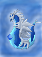 Origin Form Dialga by xXSapphireGaleXx