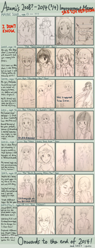 2008-2014 improvement meme - sketch version by tachibana-chan
