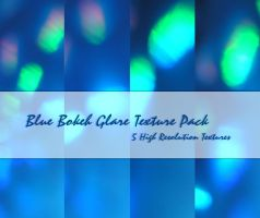 Blue Bokeh Glare Texture Pack by powerpuffjazz