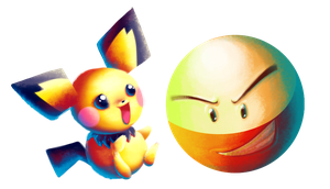 Collab: Electrode and Pichu