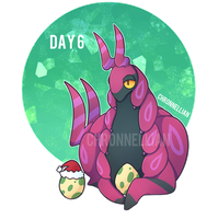 Pokemon December Challenge day 6