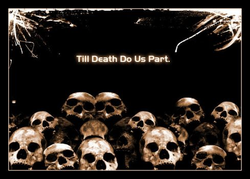 Till Death Do Us Part by owmyi
