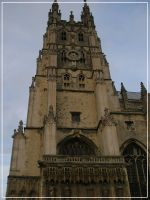 Canterbury Cathedral 2 by carolynthefairy