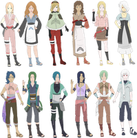 Kujaku Adopts. One left (50 POints) by zombie-adoptables