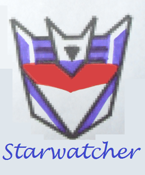 Starwatcher Badge by shozurei
