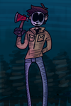 Marble Hornets by SolangeGag