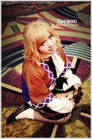 ALA: Touhou - Mizuhashi Parsee by SoySauceCosplay