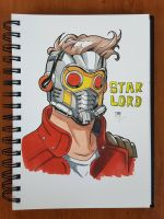 Day 230 Star Lord by TomatoStyles