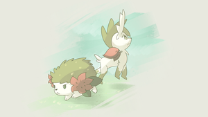 Mythical Pokemon Collection 06 - Shaymin