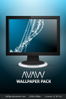 AVAW wallpaper pack by leoatelier