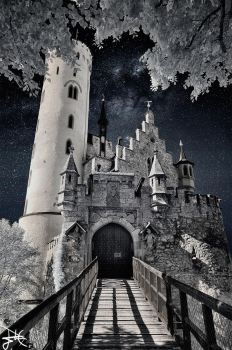 Under an Infrared Moon - Entry for r72 contest by SteveCampbell