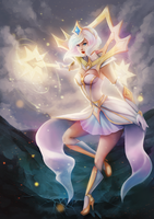 Elementalist Lux by Wernope