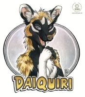 Daiquiri Badge by KaceyM