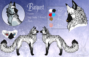 Mamadog (Barguest) - reference sheet by Barguest