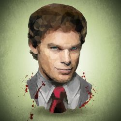 Dexter Low Poly by riccardocurin