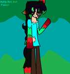 Ash And Ashly Fusion by perry2012