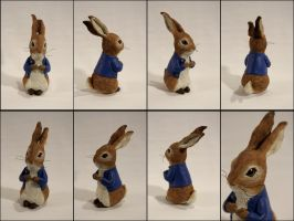 peter rabbit by kezeff