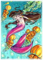 A Mermaid for the Deep by Helera