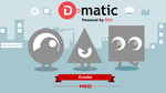 D-Matic (Animation) by Littlenorwegians