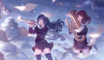 Sound! Euphonium by 0bakasan