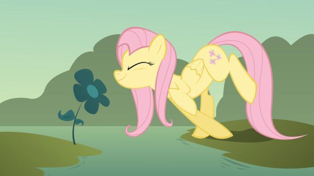 Fluttershy's Simple Pleasure by FluttershytheKind