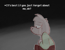 asriel by dustyhyena