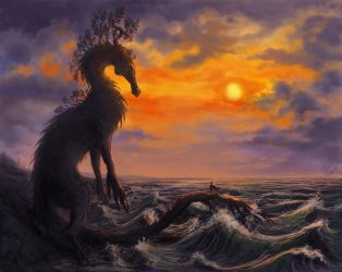 Rooted in the Sea by Kaytara