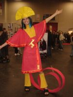 Kuzco -cosplay- by raichan-loves-yaoi