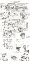 The Spanio Comic IS BACK? by spanio