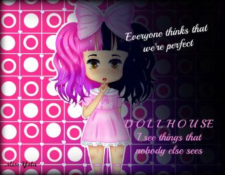 Melanie Martinez Dollhouse by Miss-Yola