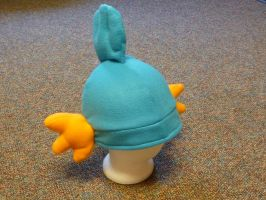 Mudkip Hat by NinjaLizzard