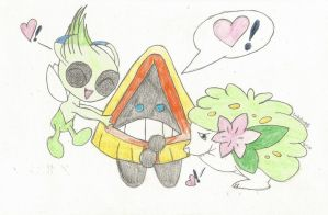 Pokemon ~ Love doesn't Judge (READ DES) by ThePuzzlePrincess