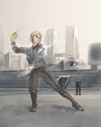 Biotic Tai-Chi by podbots