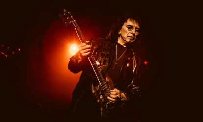 Tony Iommi by PetriW