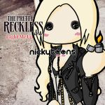 Pretty Reckless - Light Me Up by NickyToons