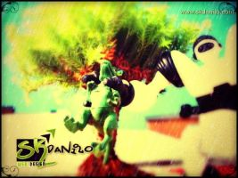Robo brinquedo toy 2 mais bonsai by skdanilo