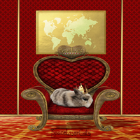 King Of The World by SpaceLaserCats