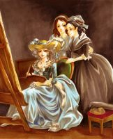 Labille-Guiard ArtHist Project by shiawase-chan