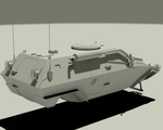 Otokar Cobra - abandoned WIP shot 02 by Janiashvili