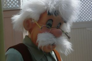 Geppetto by SonicHearts