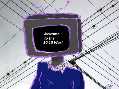Welcome to the 10 10 war! by Moziin
