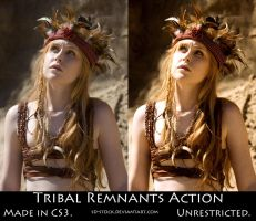 Tribal Remnants Action by sd-stock
