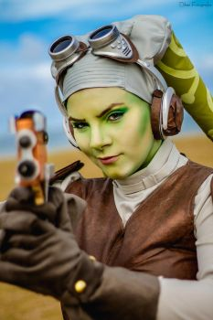Hera Syndulla by analubelico