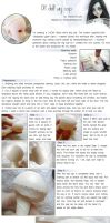 How to make a doll wig cap. by AshGUTZ